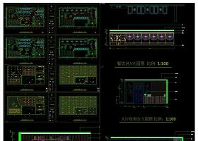 原創書吧全套CAD施工圖-版權可商用