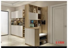 原创全屋定制榻榻米柜类家具CAD带彩图-版权可商用