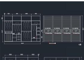 板式柜类家具设计资料大全
