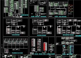 原创奥特莱斯购物广场弱电系统图-版权可商用
