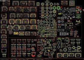 原创2018新款全套中式CAD图库-版权可商用
