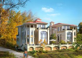 原创住宅别墅CAD图纸全套设计施工方案效果图