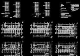 某办公大楼电气 弱电系统图