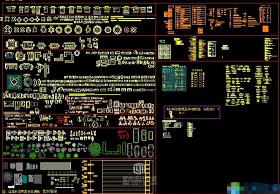 CCD公司专业CAD图库图块大全免费下载