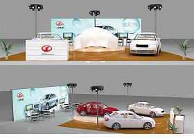 車展設計3Dmax源文件圖片