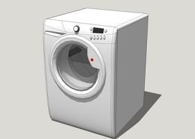 洗衣机su模型下载 洗衣机su模型下载
