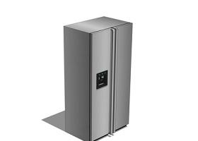 双开门冰箱SU模型下载 双开门冰箱SU模型下载