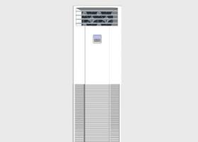 立式空调SU模型下载 立式空调SU模型下载