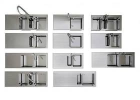 現代水槽洗菜盆組合3D模型下載 現代水槽洗菜盆組合3D模型下載