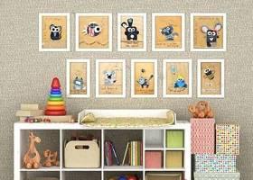 兒童房家具 3D模型 下載 兒童房家具 3D模型 下載
