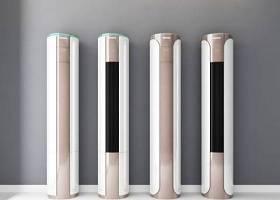 現代海爾柜式空調組合3D模型下載 現代海爾柜式空調組合3D模型下載