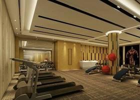 现代健身房 跑步机3D模型下载 现代健身房 跑步机3D模型下载