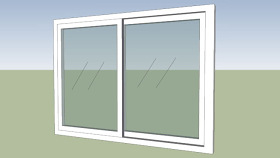 窗户 镜子 滑动门 纱窗 相框 SU模型下载 窗户 镜子 滑动门 纱窗 相框 SU模型下载