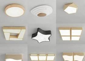 吸顶灯 3D模型 下载 吸顶灯 3D模型 下载