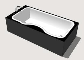 浴缸su模型下载 浴缸su模型下载