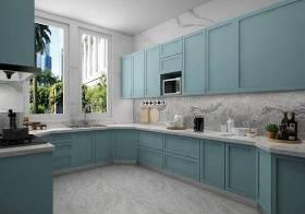 现代风格厨房 简约厨房3D模型下载 现代风格厨房 简约厨房3D模型下载
