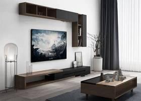 現代電視柜茶幾組合3D模型下載 現代電視柜茶幾組合3D模型下載