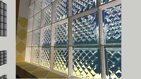 玻璃磚 室外 枕頭 樓梯 樓梯扶手 日式木障 SU模型下載 玻璃磚 室外 枕頭 樓梯 樓梯扶手 日式木障 SU模型下載
