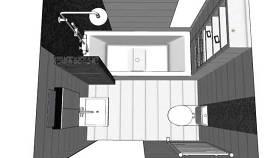 浴室 楼梯 楼梯扶手 打印机 搁层 复印机(打印机) SU模型下载 浴室 楼梯 楼梯扶手 打印机 搁层 复印机(打印机) SU模型下载