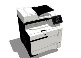 打印機SU模型下載 打印機SU模型下載