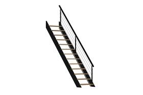 鋼樓梯SU模型下載 鋼樓梯SU模型下載
