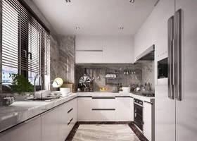 現代廚房櫥柜3D模型下載 現代廚房櫥柜3D模型下載