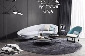 现代弧形沙发茶几组合 现代多人沙发 圆茶几 落地灯 吊灯 圆形地毯 弧形沙发茶几3D模型下载 现代弧形沙发茶几组合 现代多人沙发 圆茶几 落地灯 吊灯 圆形地毯 弧形沙发茶几3D模型下载