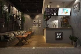 奶茶店 3D模型下载 奶茶店 3D模型下载