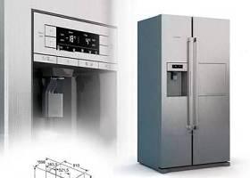 现代双开门单开门冰箱冰柜组合3D模型下载 现代双开门单开门冰箱冰柜组合3D模型下载