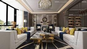 新古典客厅餐厅 吊灯 台灯 单双人沙发 茶几 吧台 高脚凳 摆件3D模型下载 新古典客厅餐厅 吊灯 台灯 单双人沙发 茶几 吧台 高脚凳 摆件3D模型下载