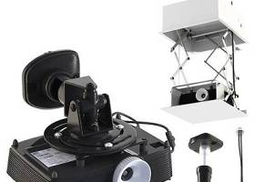 现代升降投影仪组合3D模型下载 现代升降投影仪组合3D模型下载