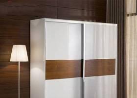 现代白色木艺衣柜3D模型下载 现代白色木艺衣柜3D模型下载