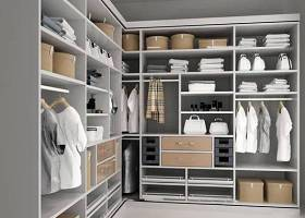 北欧白色衣柜服饰饰品3D模型下载 北欧白色衣柜服饰饰品3D模型下载