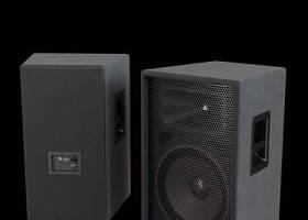 黑色音響3D模型下載 黑色音響3D模型下載