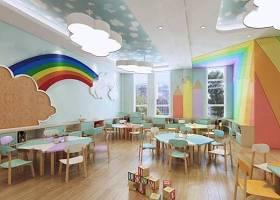现代幼儿园美术室3D模型下载 现代幼儿园美术室3D模型下载