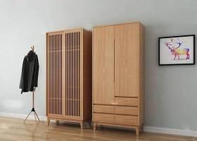 北歐實木衣柜掛衣架裝飾畫3D模型下載 北歐實木衣柜掛衣架裝飾畫3D模型下載