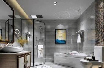 新中式卫生间3D模型下载 新中式卫生间3D模型下载