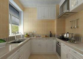 美式田园风格厨房 橱柜3D模型下载 美式田园风格厨房 橱柜3D模型下载