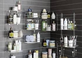 現代沐浴日用衛浴架組合3D模型下載 現代沐浴日用衛浴架組合3D模型下載