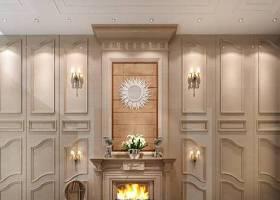 欧式壁炉休闲椅背景墙3D模型下载 欧式壁炉休闲椅背景墙3D模型下载