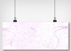 简约大气紫色流体大理石底纹背景