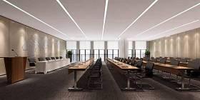 现代多功能会议室报告厅3D模型下载 现代多功能会议室报告厅3D模型下载