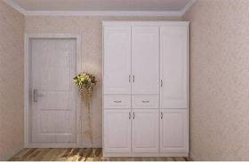 現代白色木藝衣柜3D模型下載 現代白色木藝衣柜3D模型下載