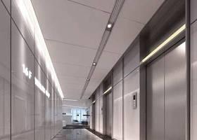 现代电梯厅3D模型下载 现代电梯厅3D模型下载