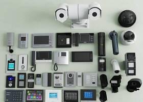 现代电话监控摄像头组合3D模型下载 现代电话监控摄像头组合3D模型下载