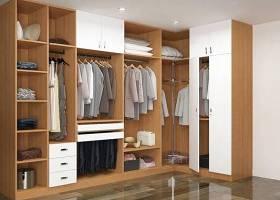 现代转角衣柜服饰组合3D模型下载 现代转角衣柜服饰组合3D模型下载