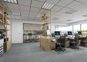 现代敞开式办公室3D模型下载 现代敞开式办公室3D模型下载