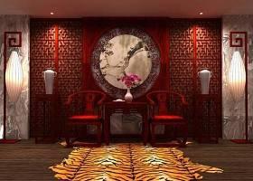 傳統中式太師椅組合家具3D模型下載 傳統中式太師椅組合家具3D模型下載