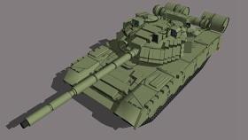 坦克 草圖大師模型SU模型下載 坦克 草圖大師模型SU模型下載