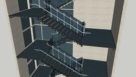 大理石栏杆 草图大师模型SU模型下载 大理石栏杆 草图大师模型SU模型下载